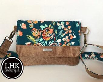 Small hands free crossbody purse crossbody bag