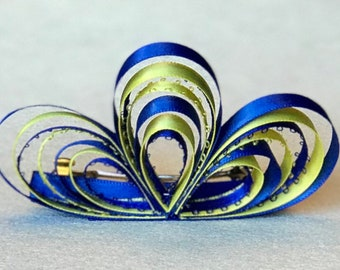 3.21 Down Syndrome Awareness Barrette