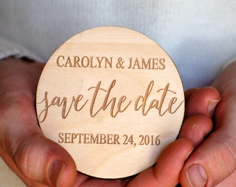 Wedding Save the Date Magnets Personalized Elegant Wedding Invitation Wedding Postcard Save the Date Invitation Save the Date Magnet