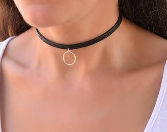 Bdsm Day Collar, Discreet Day Collar, Submissive Day Collar. Slave Day Collar, Black Day Collar,  Bdsm Jewelry, Bdsm collar Discreet