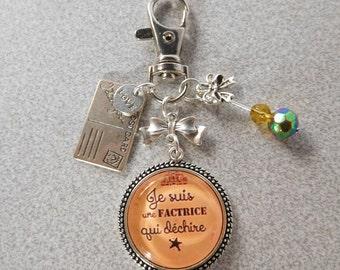"""Schmuck-Tasche oder Schlüsselbund """"I 'm Briefzusteller, die Tränen"""""""