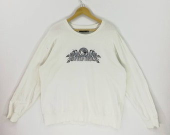 RARE!!! Vintage T&C Surf design Sweatshirt Big Logo Spellout!! Size XL