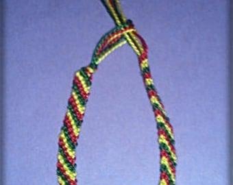 Bracelet Brazilian dish three colors