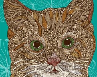 Missy (the cat) print 8x10