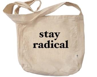 Organic Stay Radical Farmer's Market Bag