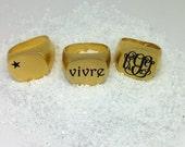 Monogram Ring, Signet Rin...