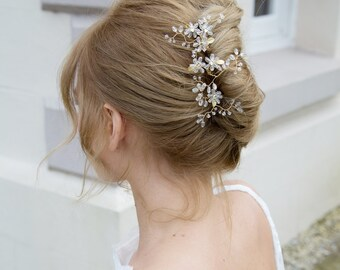 Braut Haarnadeln | Kopfschmuck Hochzeit | Braut-Accessoires