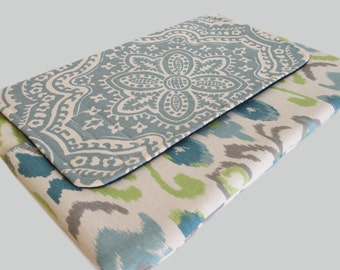MacBook Air Sleeve, MacBook Air Case, MacBook Air 11 Inch Sleeve, MacBook Air 11 Case, MacBook Air Cover Ikat Style 5