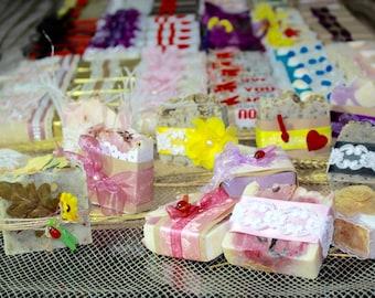 Wedding Soap 100% Handmade Naturel Soap