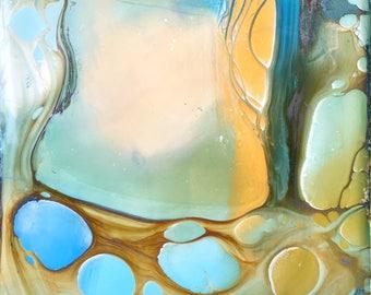 Encausticology 101 Online Encaustic Painting Workshop Tutorial