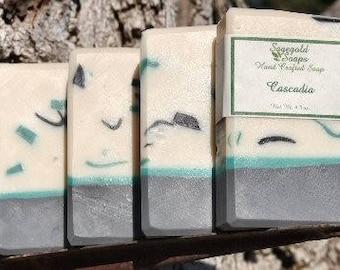 Cascadia Handmade Cold Process Artisan Soap