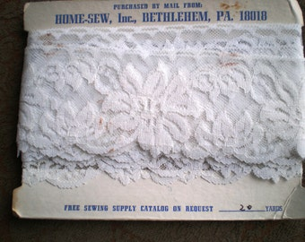 Lace - White - Home Sew, Inc. - Vintage