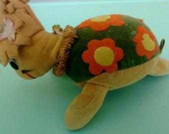 Vintage Dakin Dream Pets Honolulu Harry Turtle Plush Free Shipping