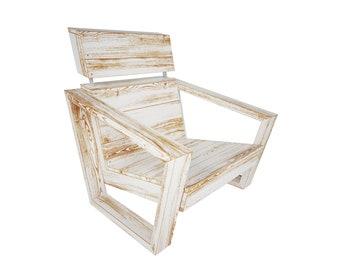 Minimalist Chair Of Pallet