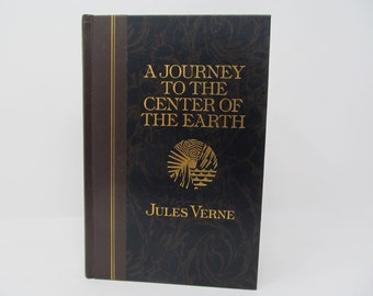 Journey To The Center Of The Earth by Jules Verne - 1992