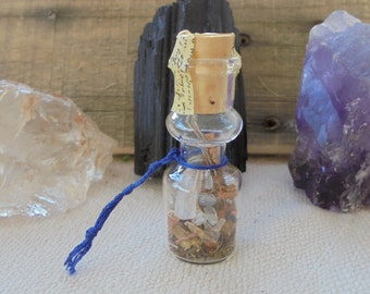 House Blessing Witches Bottle Spell Kit