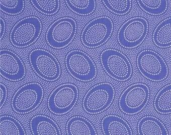 Aboriginal Dot Iris GP71.IRISX - Kaffe Fassett Classics 100% Quilters Cotton Available in Fat Quarter, Half Yard, Yard