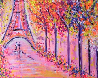 Parisian Colours