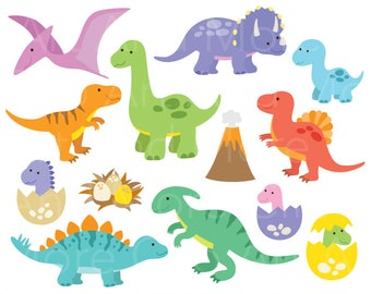 dinosaur clipart etsy rh etsy com dino clipart black and white dino clip art free
