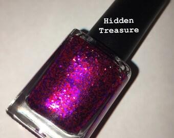 Hidden Treasure nail lacquer