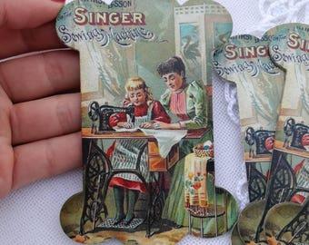 Ribbon Cards/Paper spool