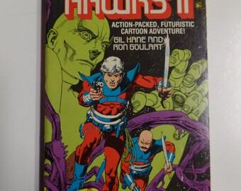 Star Hawks II by Gil Kane & Ron Goulart ACE Books 1981 Vintage Sci-Fi Comic Paperback