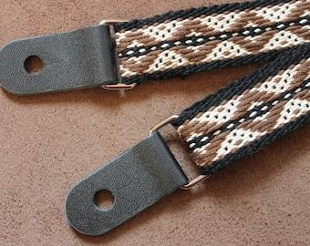 Ukulele Strap, Mandolin Strap, Charango Strap, Handwoven for Your Musical Instrument