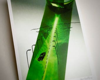 Signed PRINT – Tanqueray blvd.