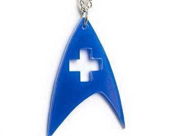 Star Trek Medical Necklace