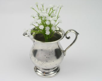 Vintage Sheffield Silver. Co. EPC 60x. - Silver Plated - Creamer - Jar - Vase - Home Decoration - Gift
