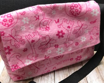 Diaper bag for 18 inch doll