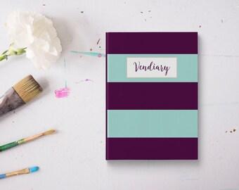 Vendiary, Craft Show Planner, Vendor Planner, Direct Sales Rep Planner, Agenda, Inventory, Sales Tracking, Festival Vendor