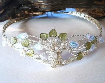 Tree of Life Tiara Elven Circlet Headdress