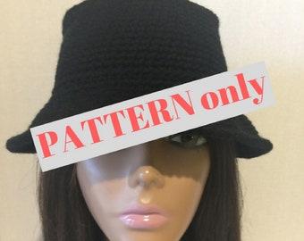 Pattern: Bucket Hat