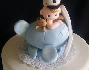 Airplane Cake Topper Plane Cake Topper Airplane Cake Topper