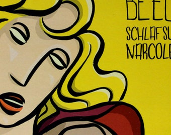 Beton zine / Comics in french and german from berlin