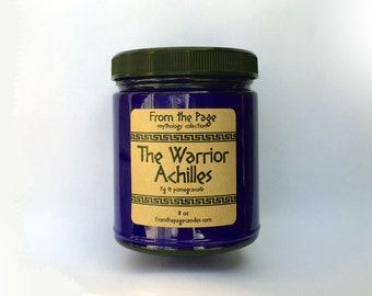 The Warrior Achilles - 8 oz candle