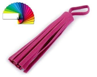 4 Tassel Bag Charm length 75 mm