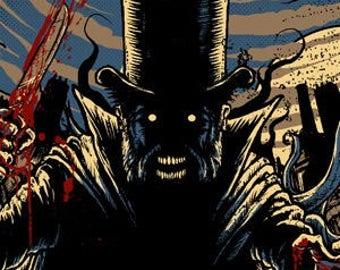 Jack The Ripper T-Shirt