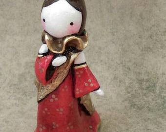 Firefly Poppet - Inara Serra - Lisa Snellings