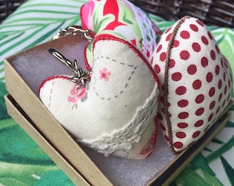 Heart Handmade Keychain