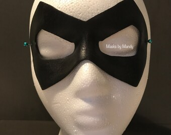 Comedian inspired superhero mask