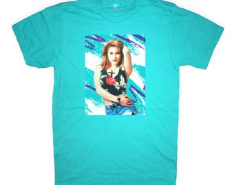 Married with Children Kelly Bundy Premium 90's T shirt