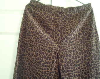 Women's Leopard Pants