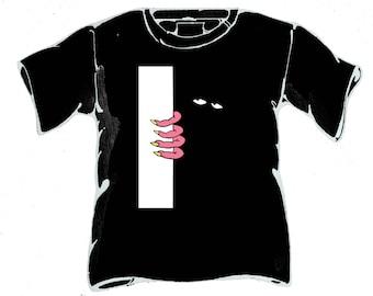 MEDIUM Eyes In The Dark T-Shirt