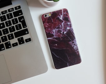 Fast delivery soft silicone iPhone case tech phone case 6plus 6splus protective modern design marble holographic etc.