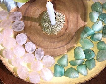 Anti-Anxiety Crystal Care Package