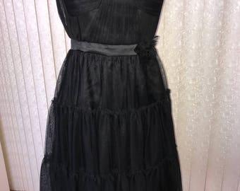 Vintage Max & Cleo Dress, Size 6