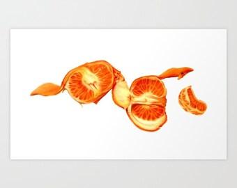 Clementine Print