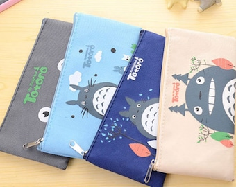 Totoro Pen Cases | Totoro Pencil Cases | Cute Cases | Kawaii Cases